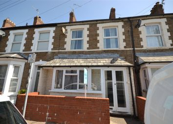 Thumbnail 3 bed terraced house for sale in Wyndham Road, Pontcanna, Cardiff