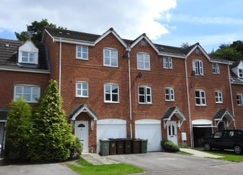 Thumbnail 3 bed town house for sale in Banksman Close, Nottingham