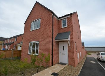 Thumbnail 3 bed detached house for sale in Maplesden Close, Oulton, Lowestoft
