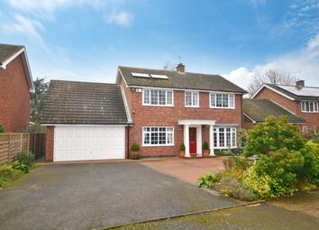 Thumbnail 5 bed detached house for sale in The Coppice, Chapel Lane, Spalford