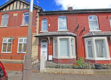 Thumbnail 3 bed terraced house for sale in Markham Road, Blackburn