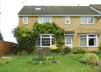 Thumbnail 3 bed end terrace house for sale in Broadlands, Syderstone, King's Lynn