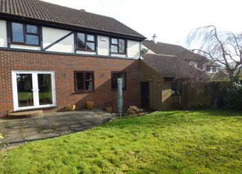 Thumbnail 4 bed link-detached house to rent in The Farthings, Crowborough