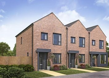 """Thumbnail 2 bedroom semi-detached house for sale in """"Cadwell"""" at Dunnock Lane, Cottam, Preston"""