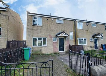 Thumbnail 3 bed semi-detached house to rent in Britnall Avenue, Longsight, Manchester