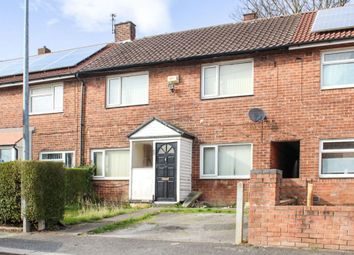 Thumbnail 3 bed terraced house for sale in Owlwood Drive, Manchester
