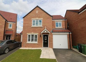 Thumbnail 4 bed detached house for sale in Arnison Close, Carlisle