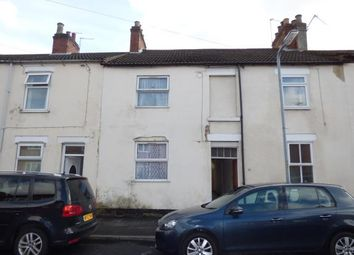 Thumbnail 3 bed terraced house for sale in Victoria Street, Burton-On-Trent, Staffordshire