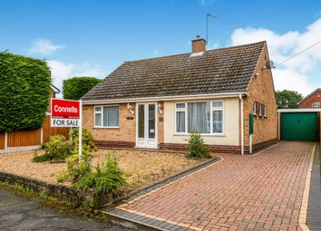 Thumbnail 3 bed detached bungalow for sale in Princefield Avenue, Penkridge, Stafford