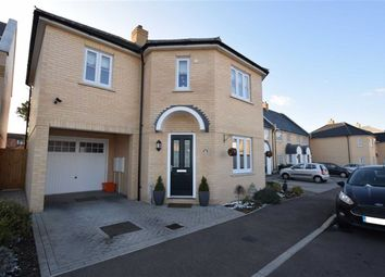 Thumbnail 4 bed detached house for sale in Brimsdown Avenue, Basildon, Essex