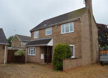 Thumbnail 4 bedroom detached house for sale in Silvertree Way, West Winch, King's Lynn
