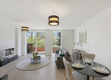 Thumbnail 2 bed flat for sale in Cheviot Gardens, 4A Thornlaw Road, London