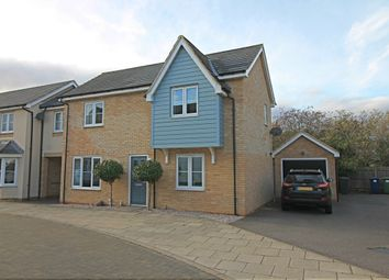 Thumbnail 3 bed link-detached house for sale in Stokes Drive, Godmanchester