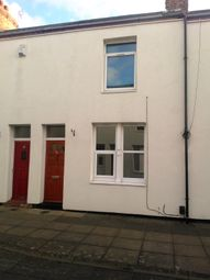 Thumbnail 2 bed terraced house to rent in Waverley Street, Stockton On Tees