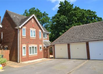 Thumbnail 4 bed detached house for sale in Manor Park Close, Tilehurst, Reading, Berkshire