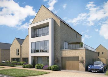 Thumbnail 4 bed terraced house for sale in Beaulieu Keep, Regiment Gate, Off Essex Regiment Way, Chelmsford, Essex