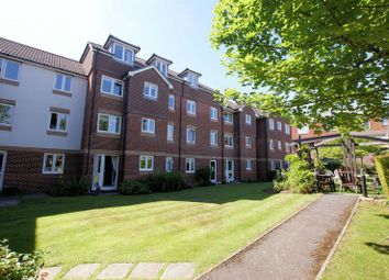 Thumbnail 1 bed flat for sale in Moresby Court, Westbury Road, Fareham