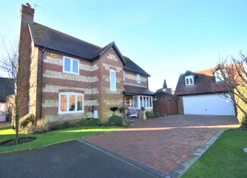 Thumbnail 4 bedroom detached house for sale in Wonston, Hazelbury Bryan, Sturminster Newton