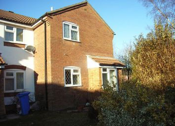 Thumbnail 1 bed end terrace house to rent in Southbrook Close, Canford Heath, Poole