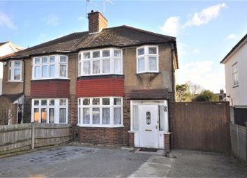 Thumbnail 3 bed semi-detached house to rent in Eastfield Avenue, Watford
