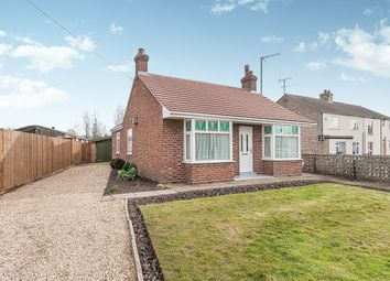 Thumbnail 2 bed detached bungalow for sale in Church Drove, Outwell, Wisbech