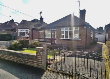 Thumbnail 2 bed detached bungalow for sale in Bradbourne Avenue, Wilford, Nottingham