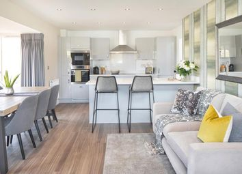 """Thumbnail 5 bed detached house for sale in """"Maddoc"""" at Langaton Lane, Pinhoe, Exeter"""