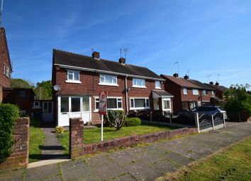 Thumbnail 3 bedroom semi-detached house to rent in Foxlydiate Crescent, Redditch
