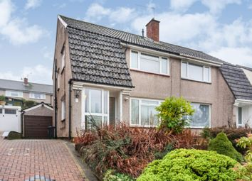 3 bed semi-detached house for sale in Alanbrooke Avenue, Newport NP20