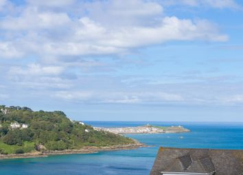Thumbnail 4 bed detached house for sale in Headland Road, Carbis Bay, St. Ives