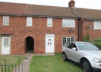 Thumbnail 3 bed terraced house for sale in Queens Road, Carlton-In-Lindrick, Worksop