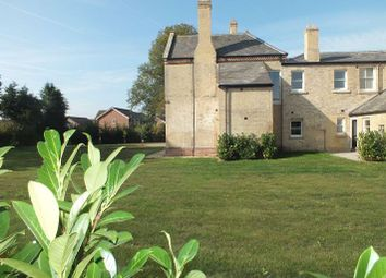 Thumbnail 2 bed property for sale in The Old Rectory, Sturton By Stow