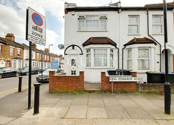 Thumbnail 3 bed end terrace house for sale in King Edwards Road, Enfield