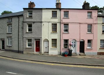 Thumbnail 3 bed terraced house for sale in The Struet, Brecon