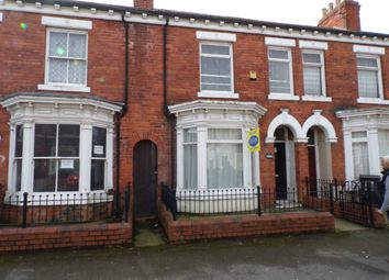 Thumbnail 4 bed terraced house to rent in Malm Street, Hull