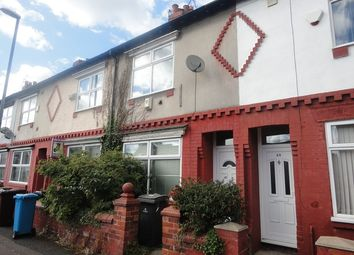 Thumbnail 4 bedroom terraced house to rent in Kingswood Road, Fallowfield, Manchester