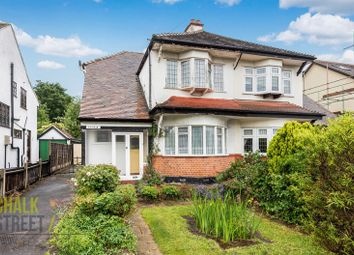 Thumbnail 3 bed semi-detached house for sale in Mill Park Avenue, Hornchurch