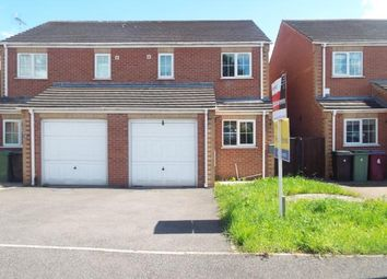 Thumbnail 3 bed semi-detached house for sale in Bek Close, New Houghton, Derbyshire