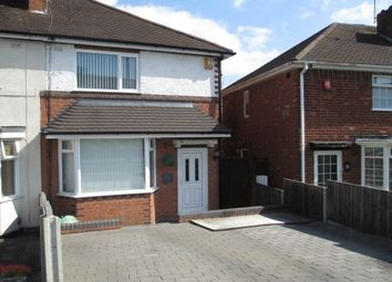 Thumbnail 3 bed property to rent in Oundle Road, Kingstanding, Birmingham