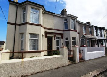 Thumbnail 3 bedroom end terrace house for sale in North Road, Torpoint
