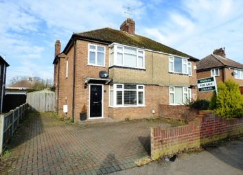 Thumbnail 3 bed semi-detached house for sale in 47 Ditmas Avenue, Kempston, Bedfordshire