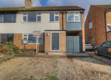 Thumbnail 5 bed semi-detached house for sale in Tiverton Road, Loughborough