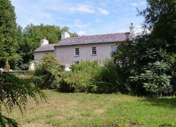 Thumbnail 5 bed detached house for sale in Pontshaen, Llandysul