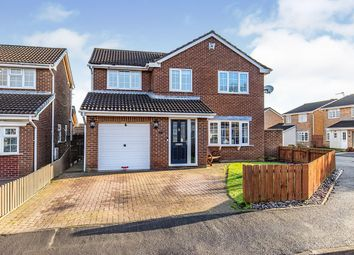 Thumbnail 4 bed detached house for sale in Ainsty Hunt, Newton Aycliffe, Durham