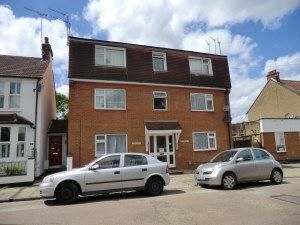 Thumbnail Studio to rent in College Road, St Albans