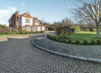 Thumbnail 4 bed detached house for sale in Leet Eastchurch, Sheerness, Kent