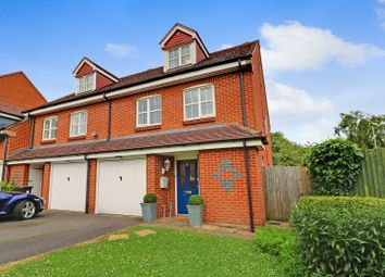 Thumbnail 4 bed semi-detached house for sale in Youens Drive, Thame