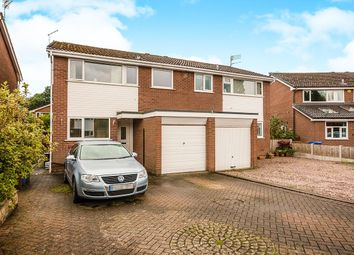 Thumbnail 3 bedroom semi-detached house for sale in Bodmin Drive, Bramhall, Stockport