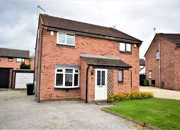 Thumbnail 2 bed semi-detached house for sale in Boughton Drive, Swanwick, Alfreton