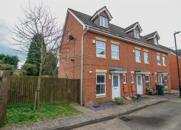 Thumbnail 3 bed town house for sale in William Kirby Close, Tile Hill, Coventry